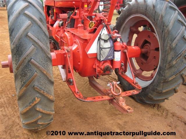 Img Small on Farmall 560 Tractor