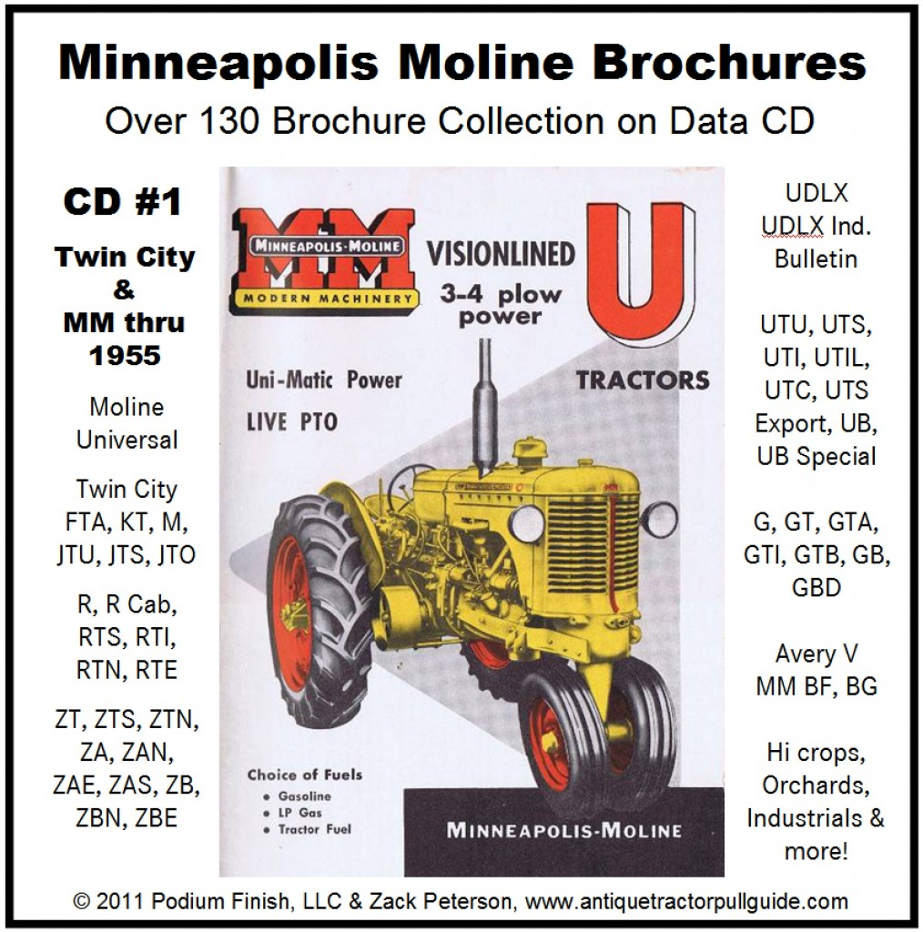 minneapolis moline wiring diagrams mm brochure data cd set     over 130 brochures included  mm brochure data cd set     over 130 brochures included
